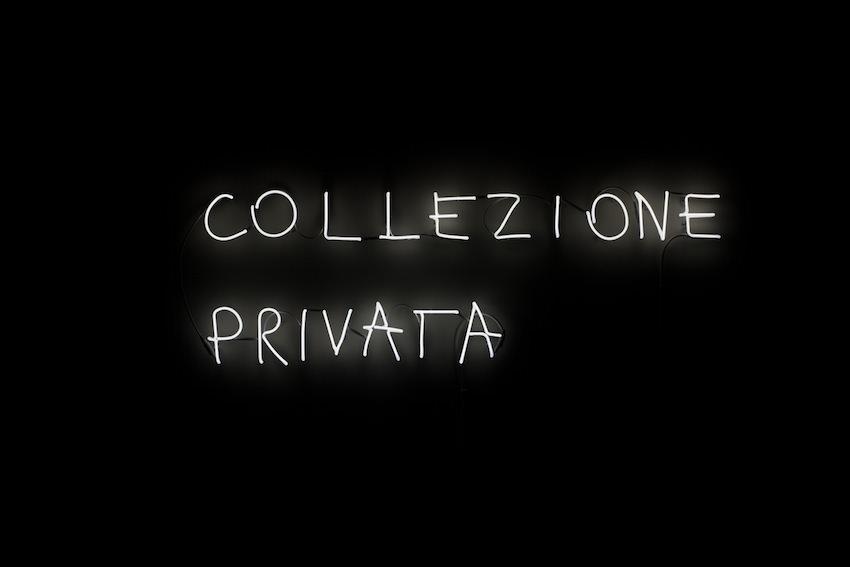 Collezione Privata Neon 2015