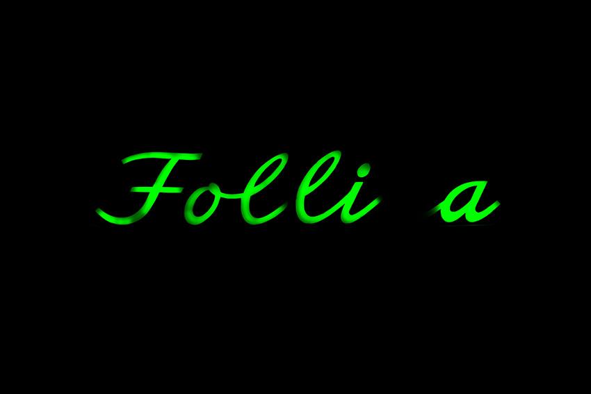 Follia Scritta Scatolata 2015