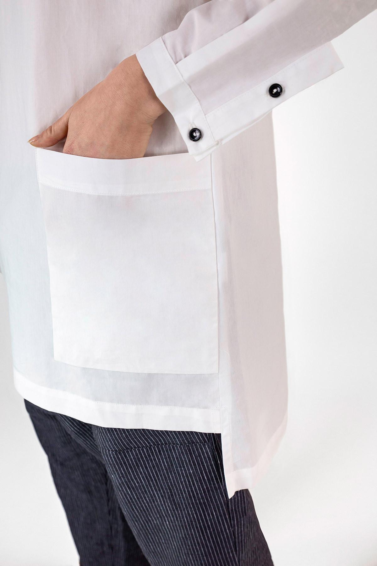 White Shirt 7366