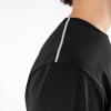 Lijn T Shirt Man Black Img 6977