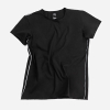 Lijn T Shirt Man Black Img 7499