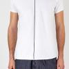 Lijn T Shirt Man White Img 6845