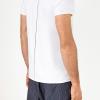Lijn T Shirt Man White Img 6851