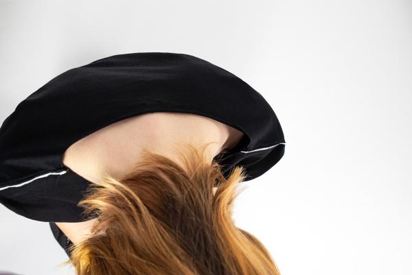 Lijn T Shirt Woman Black Img 7270
