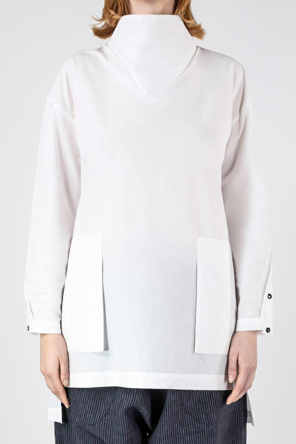 White Shirt+ellisse Trousers Img 7331b